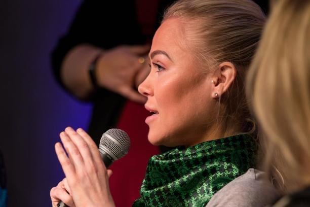 Ingeborg Senneset, Aftenposten